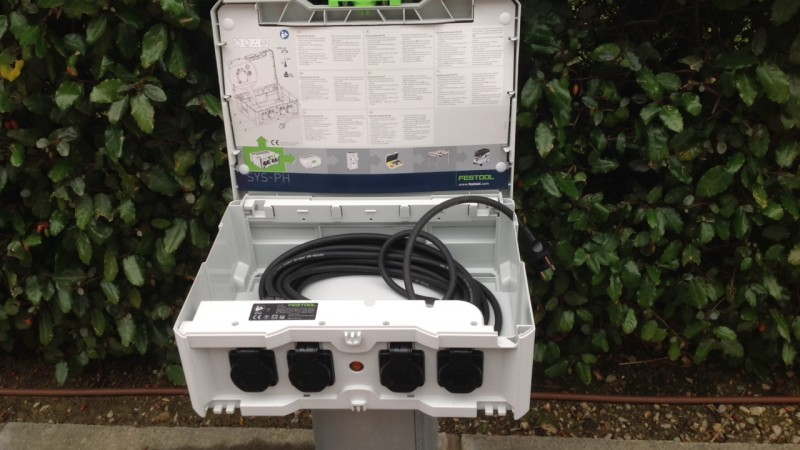 SYS-PowerHub distributeur de courant Festool