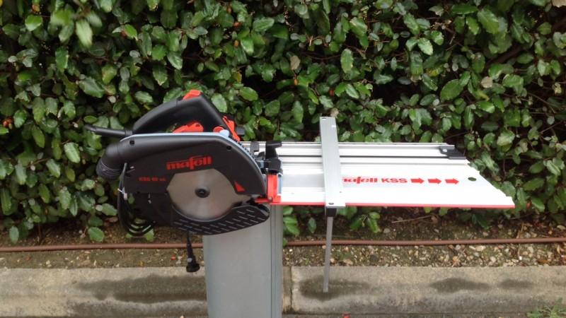 Système de mise à longueur Mafell KSS 60 cc.